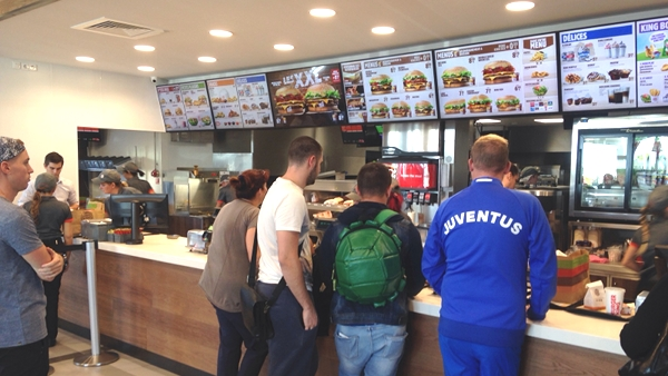 Maritima info loisirs istres istres ils ont mang burger king d s 11h - Made in sport vitrolles ...