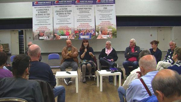Social port de bouc port de bouc continue de se battre pour sa s curit sociale - Patricia fernandez port de bouc ...