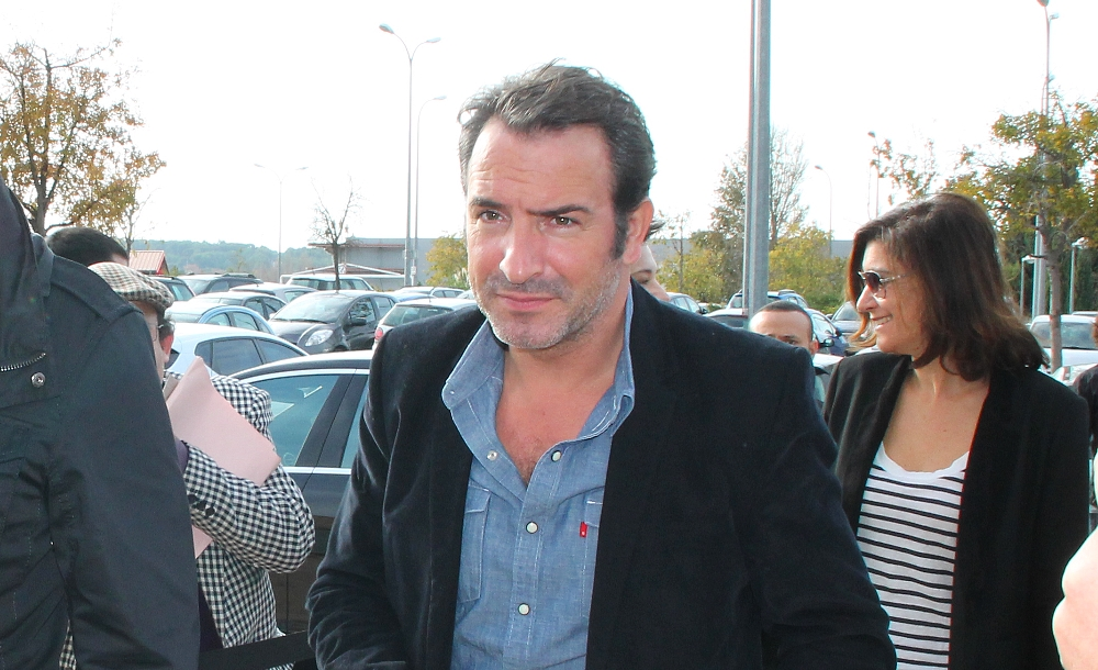 Culture martigues jean dujardin et for Dujardin height