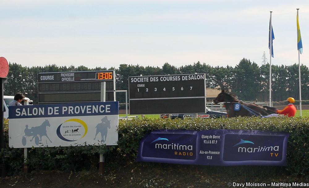 sorties salon de provence chevaux