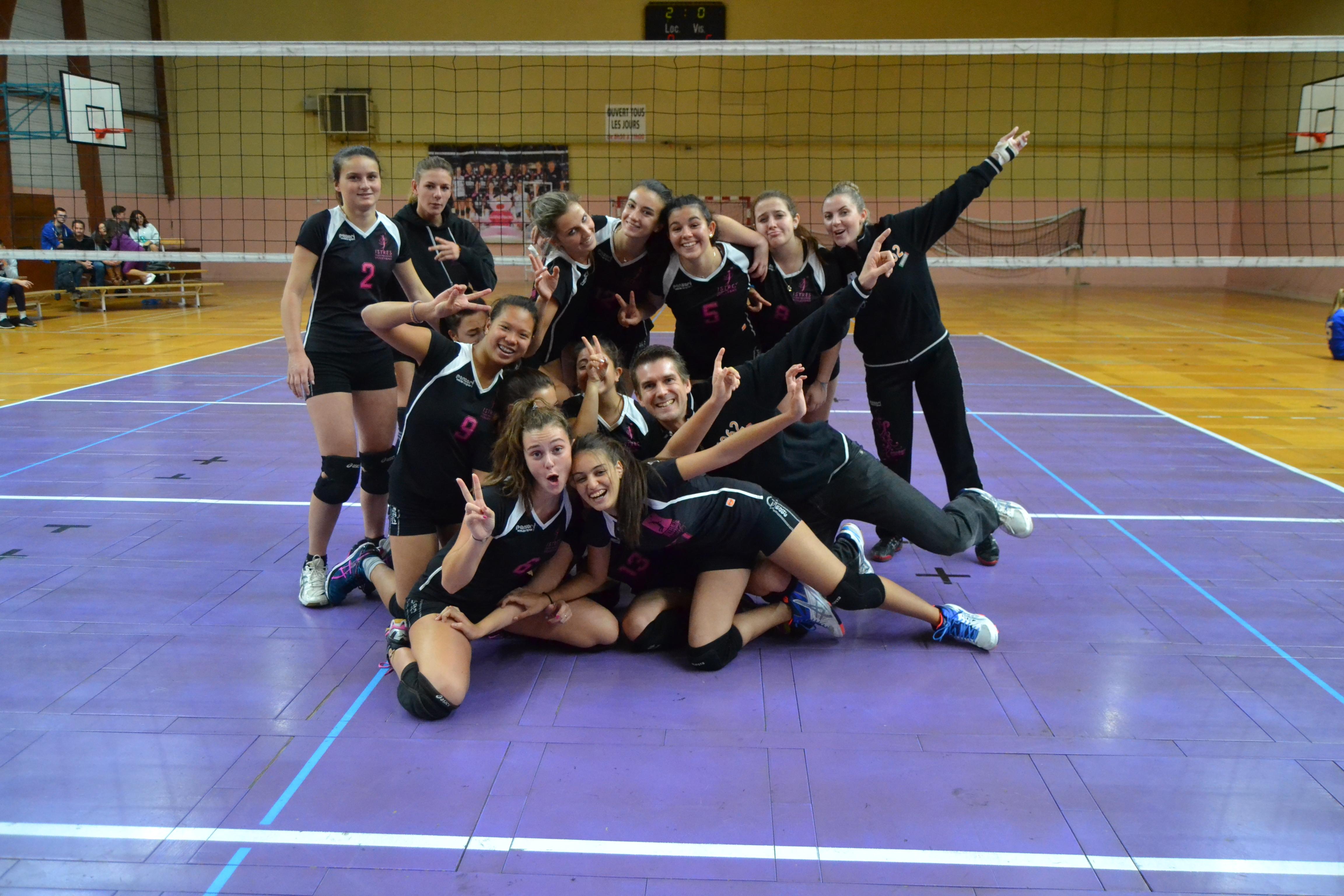 Maritima info l 39 edition des sports volley ball coupe de france coupe de france istres - Volley ball coupe de france ...