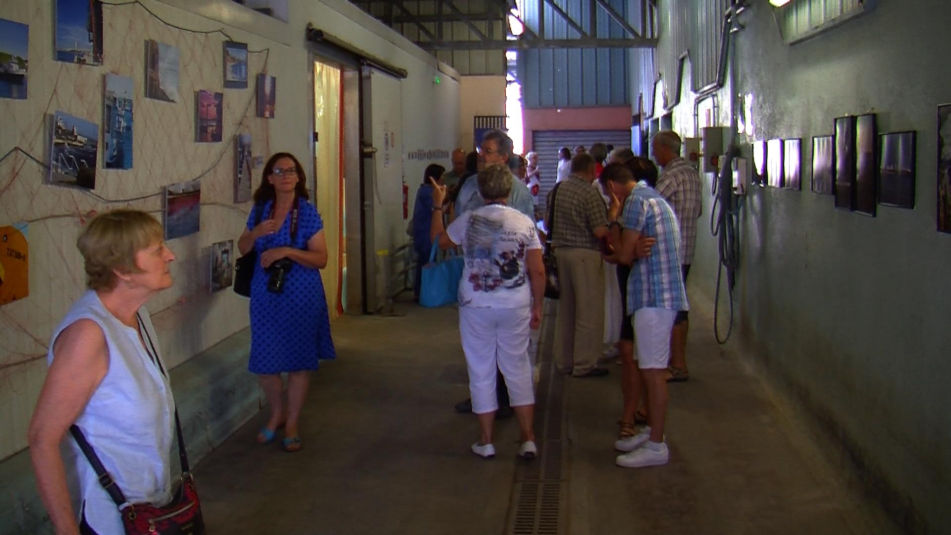 Culture port de bouc une expo la cri e pour d couvrir port de bouc en photo - Patricia fernandez port de bouc ...