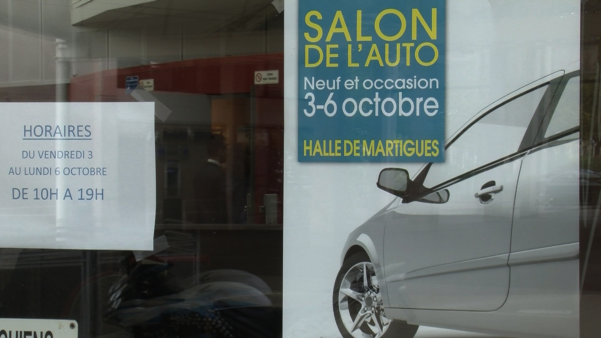 Soci t martigues salon de l 39 auto - Salon auto marseille ...