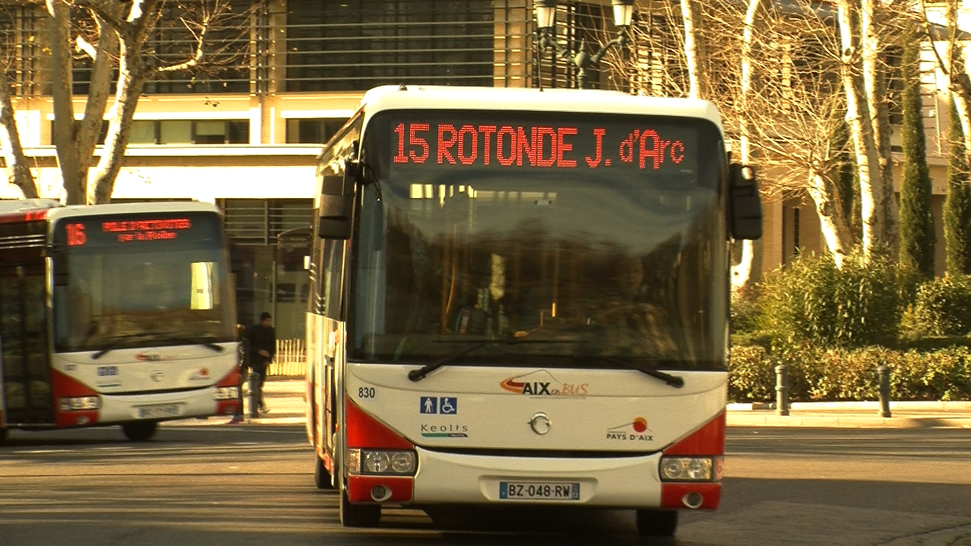 Vie des communes aix en provence aix - Aix en provence salon de provence bus ...
