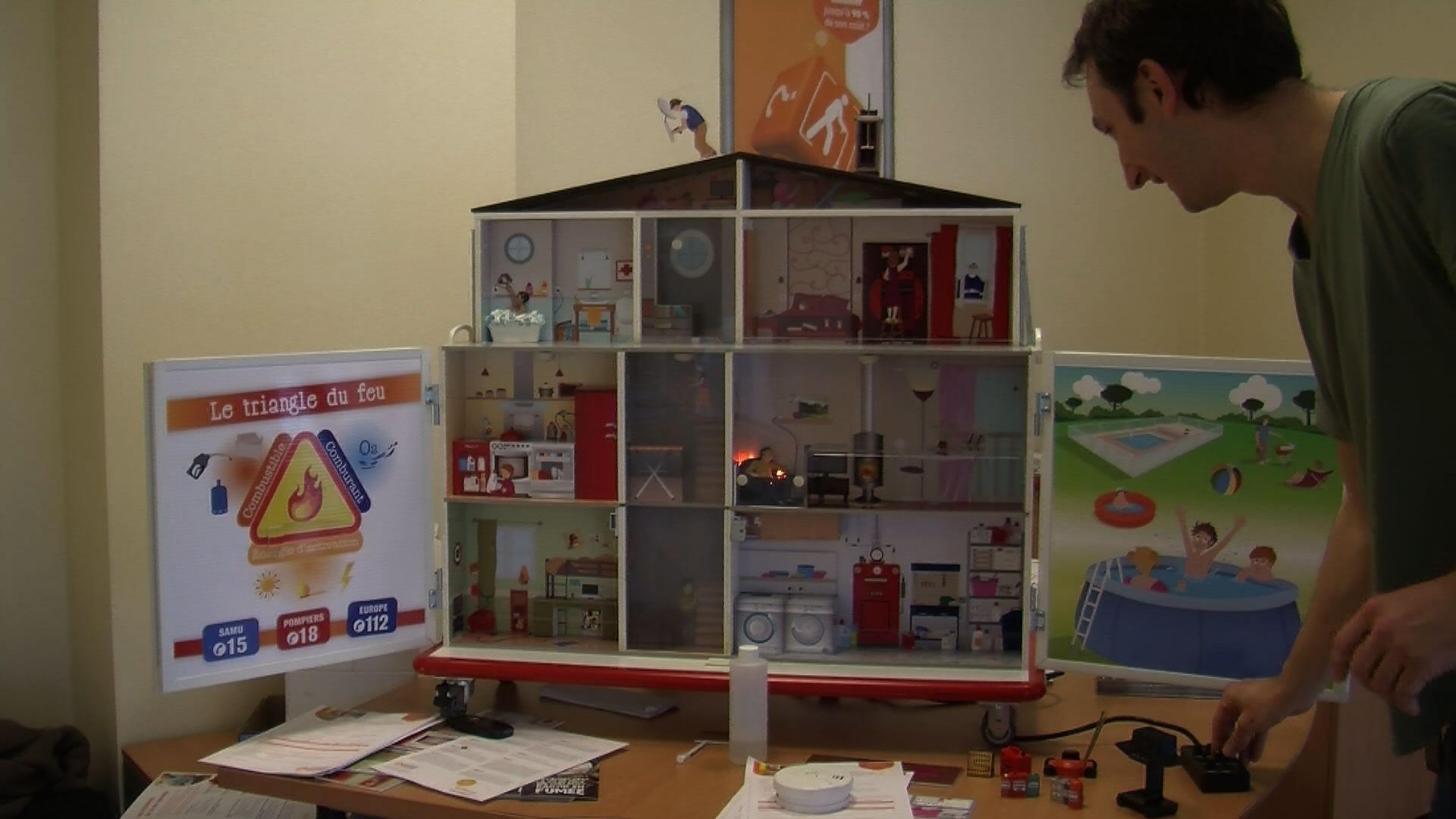 sant vitrolles des outils pour pr venir les accidents domestiques. Black Bedroom Furniture Sets. Home Design Ideas