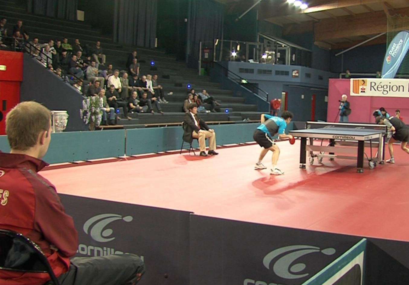 Sports istres tennis de table istres - Stage tennis de table hennebont ...
