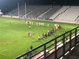 Provence rugby - Colomiers :