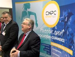 Miramas inaugure son campus CNPC Sport pour former des experts