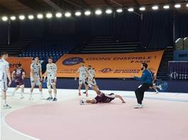Istres Provence Handball tombe face à Nantes: il faudra absolument se relever contre Créteil!