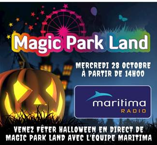 MAGIC PARK 28 OCT.