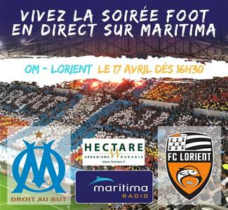 OM - LORIENT / 17 avril