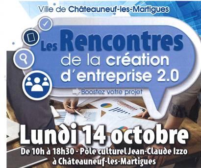 Chateauneuf-les-Martigues facilite la création d'entreprise - Maritima.Info - Maritima.info