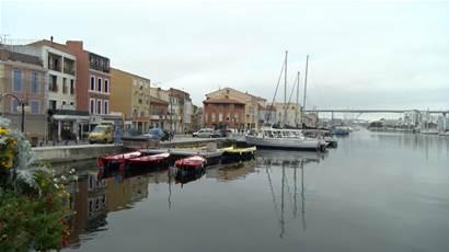 A la Une du journal, aménagement en vue dans le quartier de l'Ile à Martigues - Maritima.info