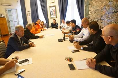 Marignane - Vie des communes - Fortes pluies : réunion d'une cellule de crise à Marignane - Maritima.info