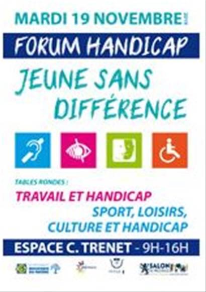 Salon de Provence - Santé - Un forum handicap demain à Salon-de-Provence - Maritima.info