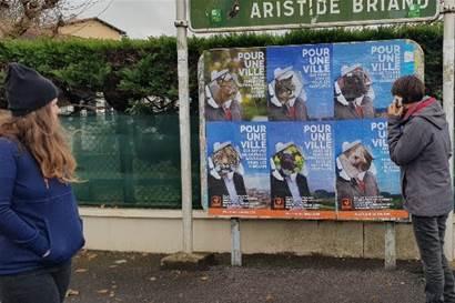 Aix en Provence - Société - L'association L214 appelle les candidats aux élections municipales à s'engager pour les animaux - Maritima.info