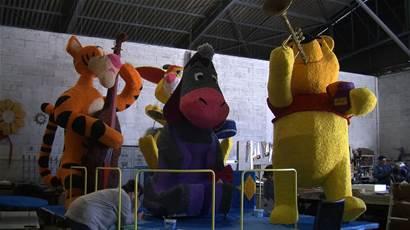 Ch teauneuf les martigues pr pare son carnaval maritima info - Garage chateauneuf les martigues ...
