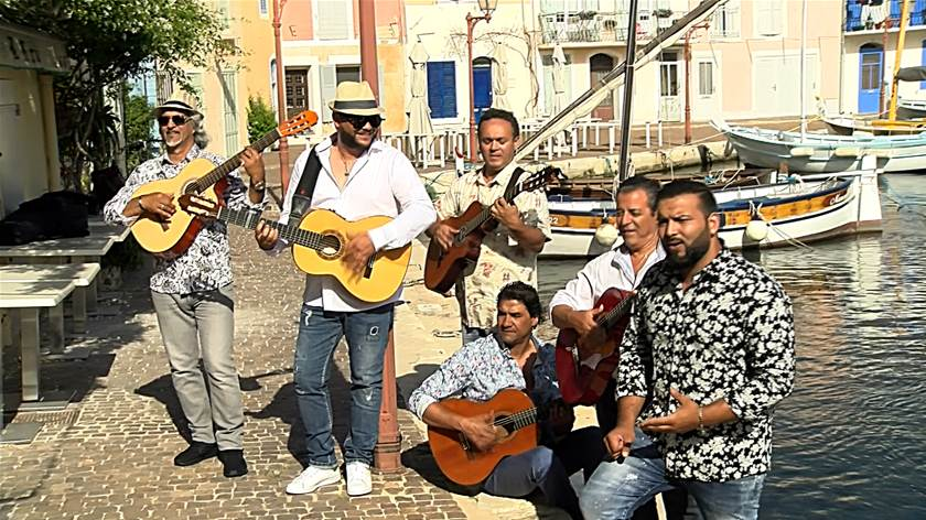 Martigues : la balade de Chico et ses Gypsies