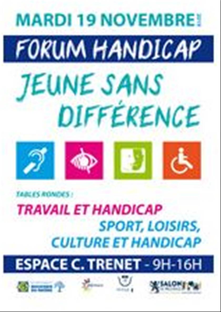 Un forum handicap demain à Salon-de-Provence