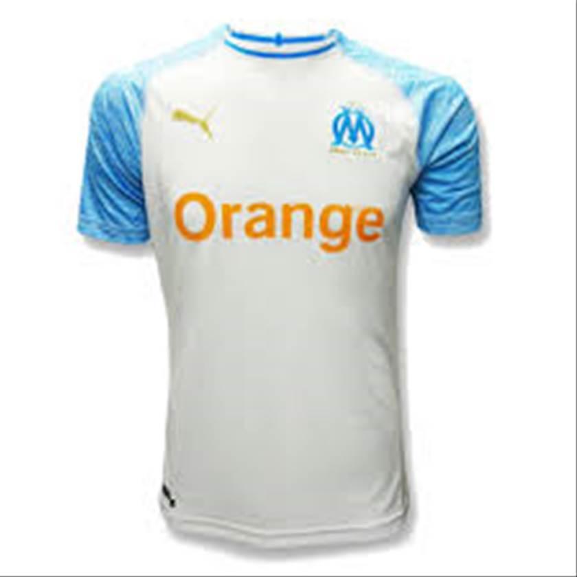 Maillot Extérieur Olympique de Marseille nouvelle