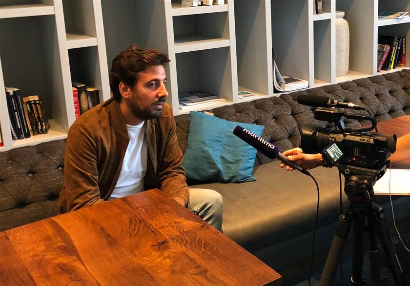 Interview Maxime Gasteuil Marseille 2019