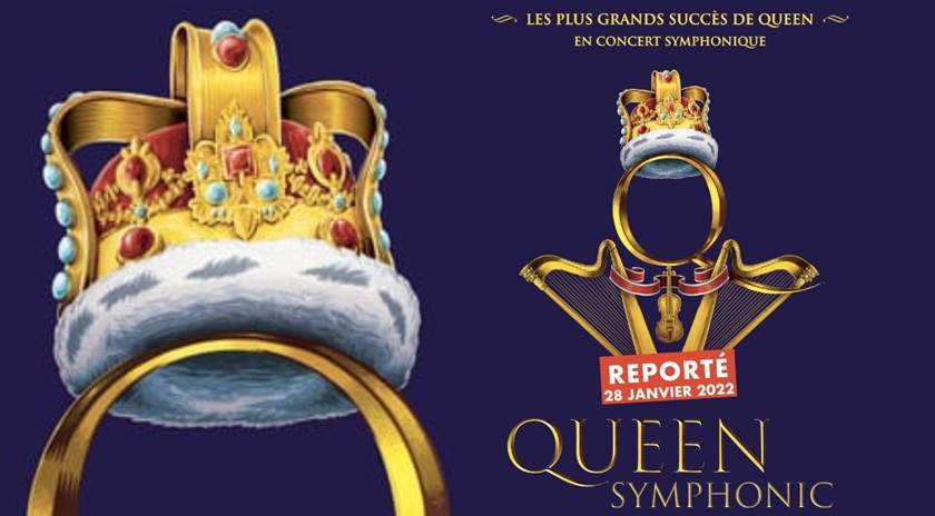 Report Queen Symphonic Marseille 2022