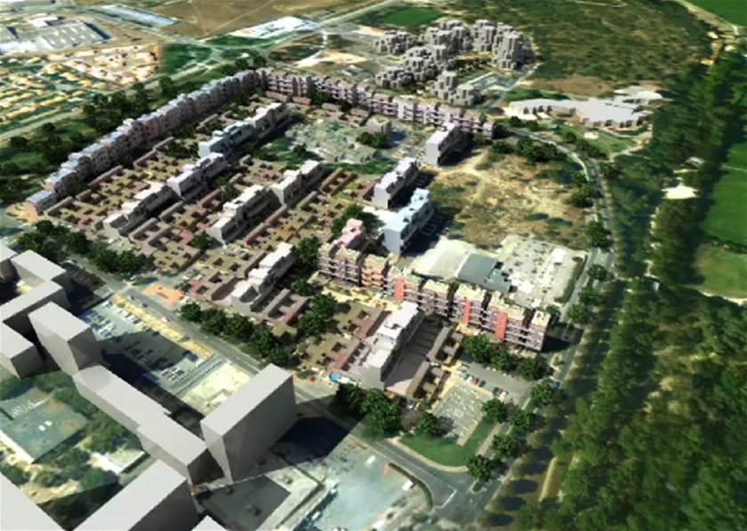 rénovation urbaine miramas